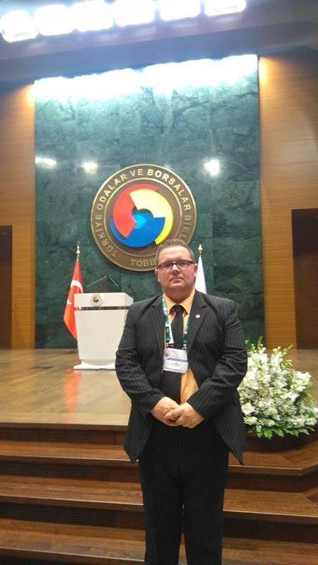 Učešće na Skupštini Unije privrednih komora R. Turske.