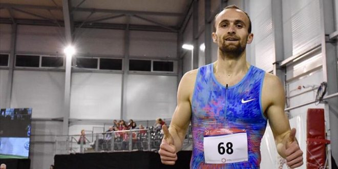 Amel Tuka postigao novi rekord na Atletskom mitingu u Beogradu