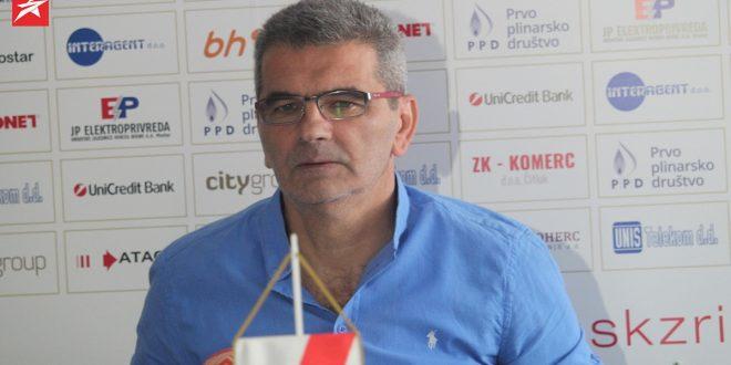 Slišković: Ne možemo biti spokojni kada nam dolazi Mladost