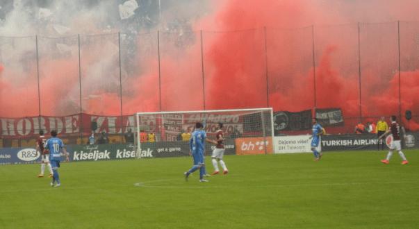 FK Sarajevo bez podrške navijača protiv Mladosti