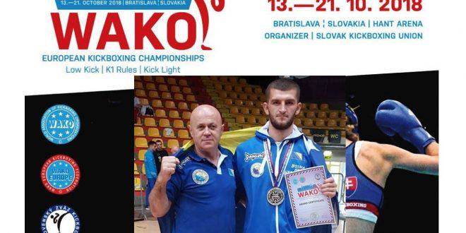 Ahmed Krnjić Za Kakanjinfo: Namjeravam u Kakanj donijeti zlato! (Pogledajte video finalne borbe)