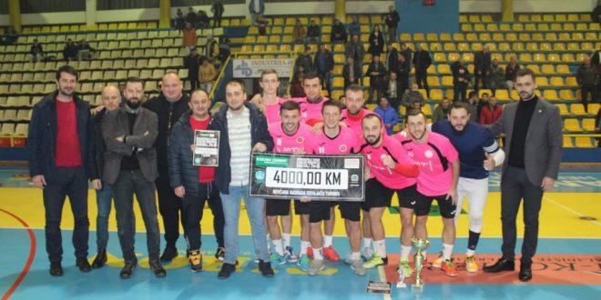 Pobjednik Novogodišnjeg kakanjskog turnira ekipa El-Ha Nekretnine