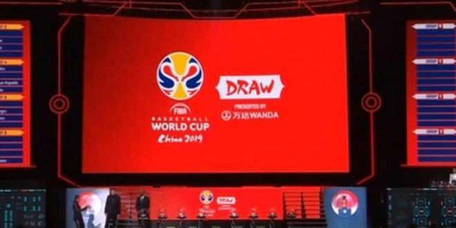 Poznate grupe za Svjetsko prvenstvo 2019