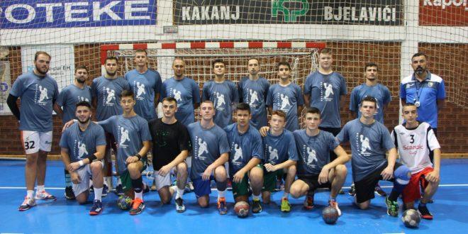 Zaimović vjeruje u novi podmlađeni tim u novoj rukometnoj sezoni