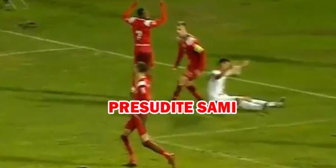 PONOVO BORBA FK MLADOSTI PROTIV NEPRAVDE I KRAĐE – Ponovo smiješan penal, ovaj put za Zrinjski!