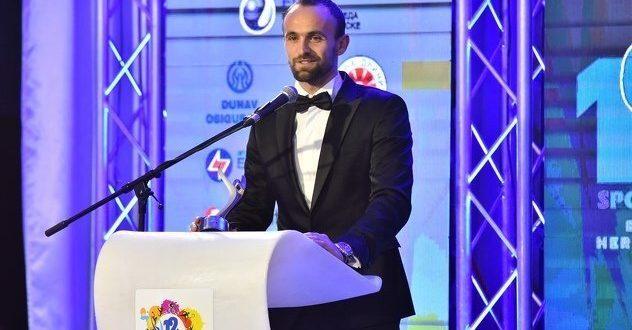 Kakanjac Amel Tuka najbolji sportista BiH u 2019. godini